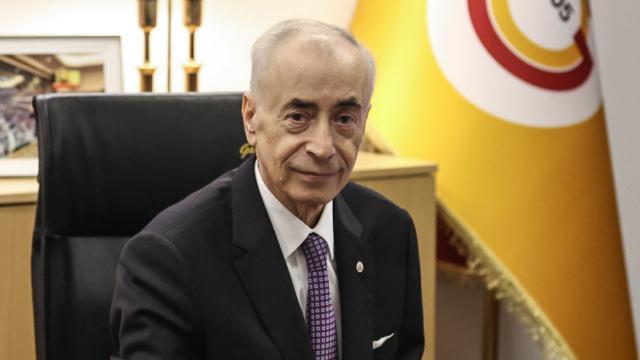 Galatasarayda Mustafa Cengiz görevini devredecek