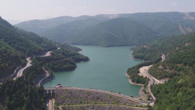 Yağışlar Bursadaki barajlara yaradı