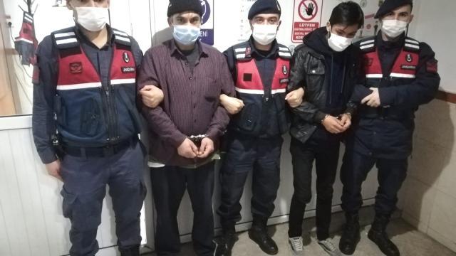 Balıkesirde akaryakıt istasyonu çalışanını yaralayan şüpheliler yakalandı