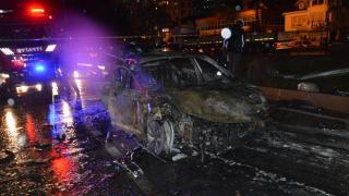 Ordu'da zincirleme trafik kazası: 1 ölü, 2 yaralı
