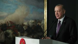 Cumhurbaşkanı Erdoğan'dan 'siber vatan' mesajı