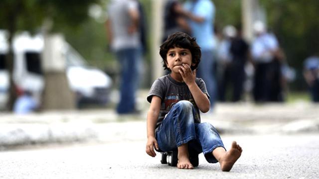 Avrupada 18 binden fazla çocuk göçmen kayboldu