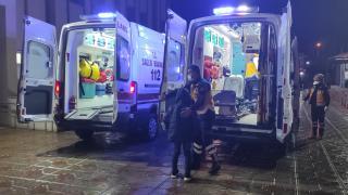 Adıyaman'da soba zehirlenmesi: 3 kişi hastaneye kaldırıldı