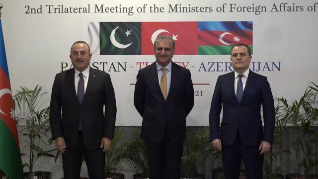 Türkiye, Azerbaycan ve Pakistandan üçlü iş birliği
