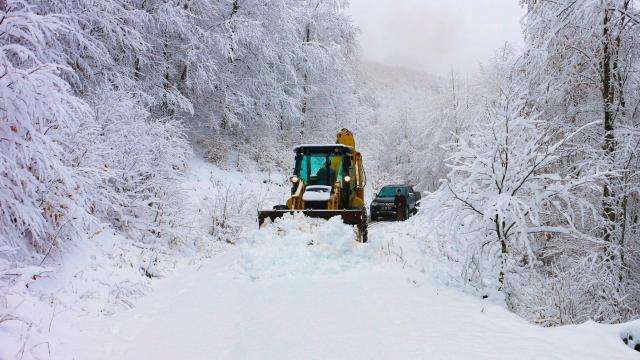 Doğuda kuvvetli kar yağışı bekleniyor