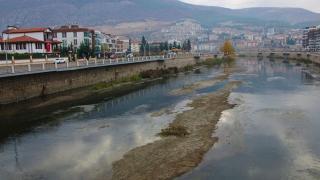 Yeşilırmak Nehri'nde balık tutmak yasaklandı