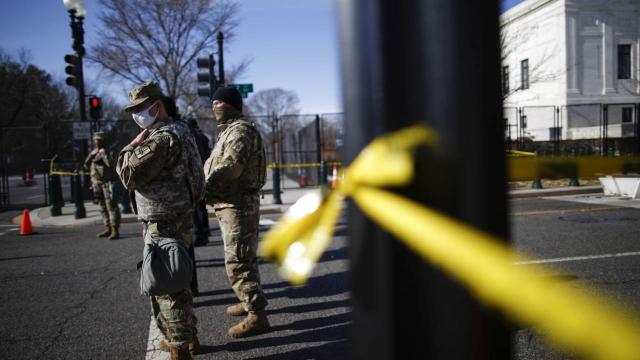 ABDde silahıyla Kongre binasının etrafında yakalanan şüpheli paniğe neden oldu