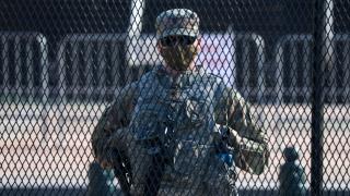 FBI'dan Ulusal Muhafızlara ilave güvenlik taraması