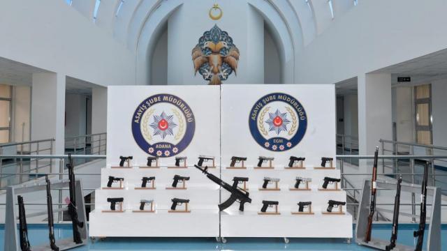 Adana'da polis denetimleri ile ilgili görsel sonucu
