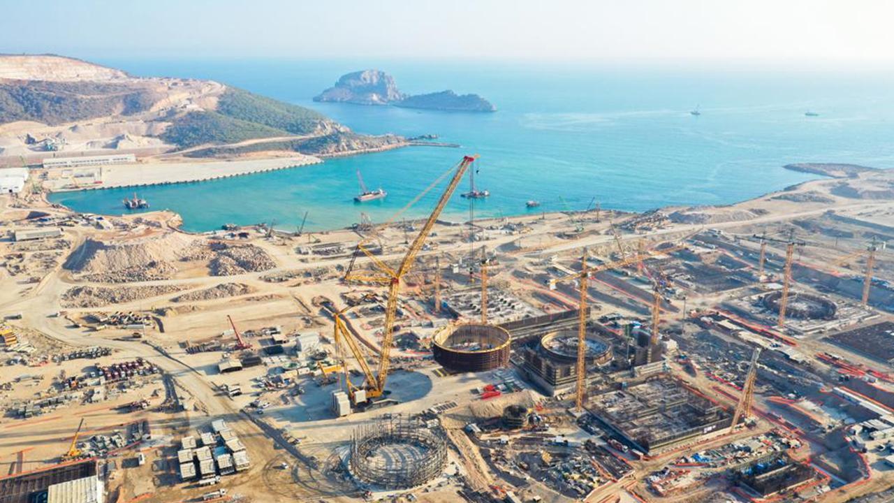 Bakan Varank: Akkuyu'da ilk reaktör 2023 sonunda devreye alınacak