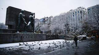 """Ankara Valiliğinden """"buzlanma ve don"""" uyarısı"""