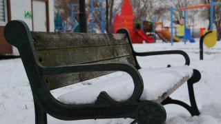 Ankara'da kış manzaraları