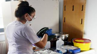 Engelli ve yaşlı bakım kuruluşları koronavirüs aşısına hazır