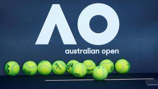 Avustralya Açık öncesinde 47 tenisçiye karantina