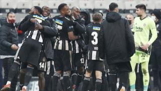 Beşiktaş'ın yenilmezlik serisi 7 maça çıktı