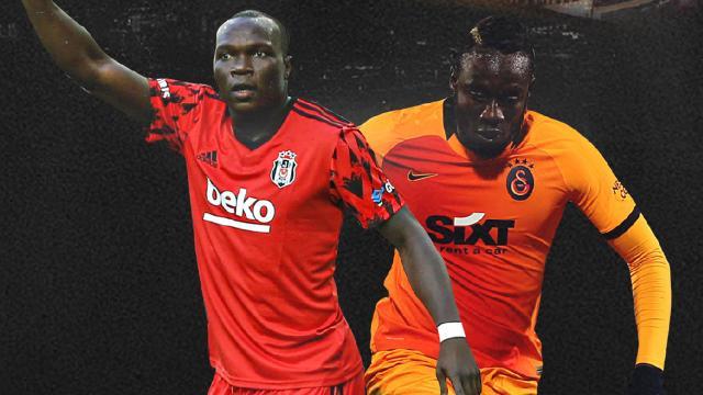 BeşiktaşGalatasaray rekabetinde 348. randevu
