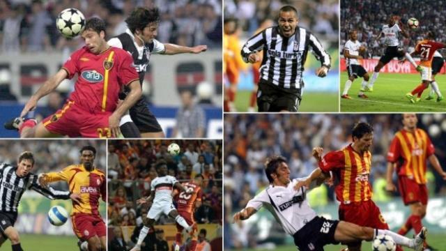 BeşiktaşGalatasaray rekabetinden ilginç notlar