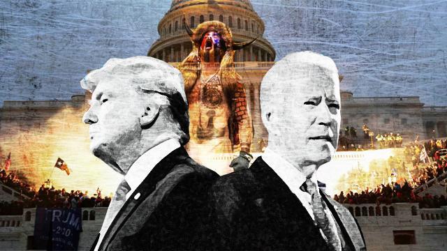Baskından devir teslime: ABDnin demokrasi sınavında son durum
