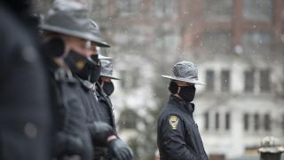 Columbus'taki devlet binasında güvenlik önlemleri arttırıldı