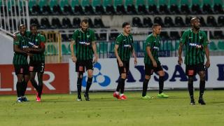 Denizlispor'da bir futbolcunun koronavirüs testi pozitif çıktı