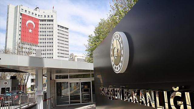 Dışişlerinden BM İnsani İşler Eşgüdüm Ofisinin İstanbula taşınması anlaşmasına tepki