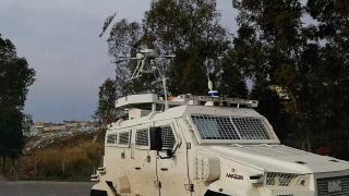 Zırhlı araç 'Songar'la artık sahada daha güçlü