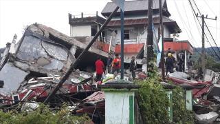 Endonezya'daki depremde ölenlerin sayısı 81'e yükseldi