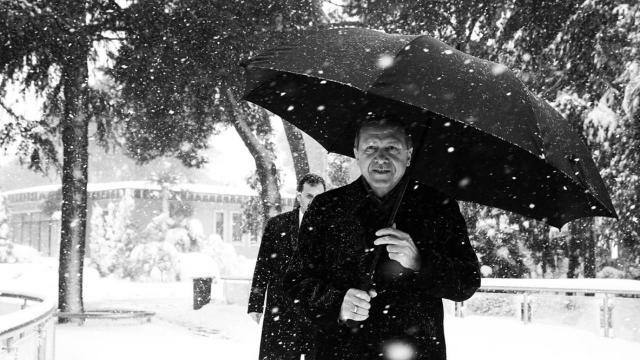 Cumhurbaşkanı Erdoğandan kar paylaşımı