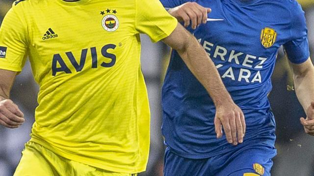 Fenerbahçenin konuğu Ankaragücü