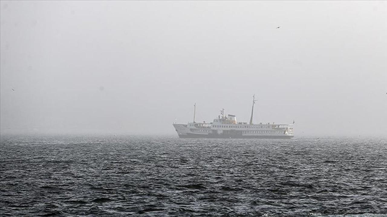 Boğaz'da gemi geçişleri tek yönlü yapılıyor