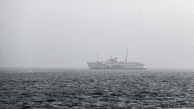 Boğazda gemi geçişleri tek yönlü yapılıyor