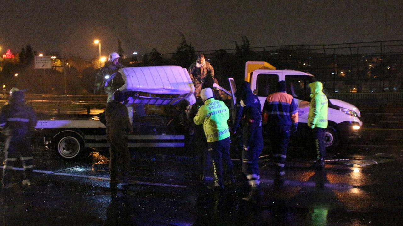 Eyüpsultan'da feci kaza: 2 ölü