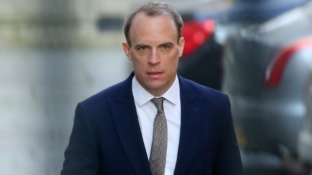 İngiltere Dışişleri Bakanı: Kıbrıs toplantısı, müzakerelerin yeniden başlaması için fırsat