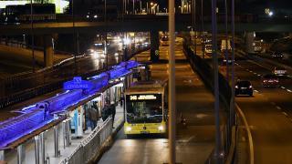 İstanbul'da kısıtlama sonrası hafta hareketli başladı