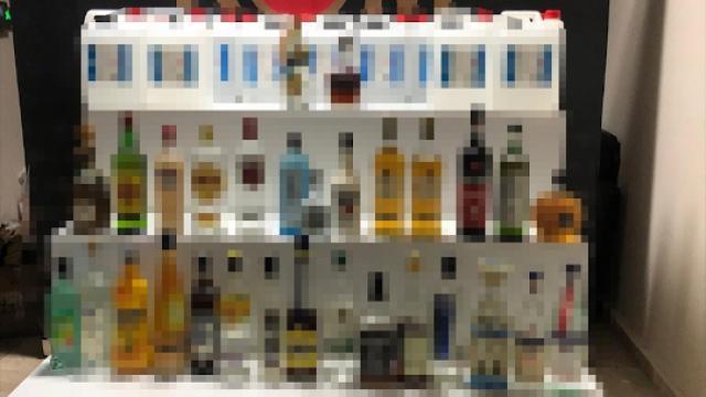 Muğlada sahte içki ve kaçakçılık operasyonu: 12 tutuklama