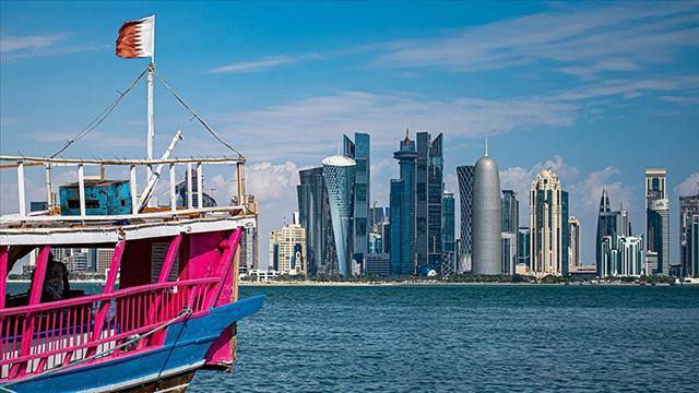 Suudi Arabistan ve Katar arasında deniz ticareti başladı