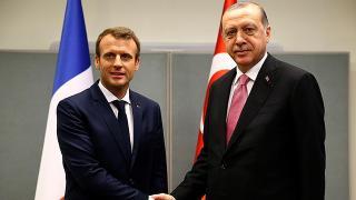 Macron: 2021 Avrupa'ya Türkiye'nin katkılarıyla istikrarın döndüğü bir yıl olacak
