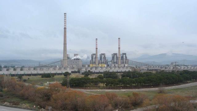 Manisada 4 enerji santrali açıldı