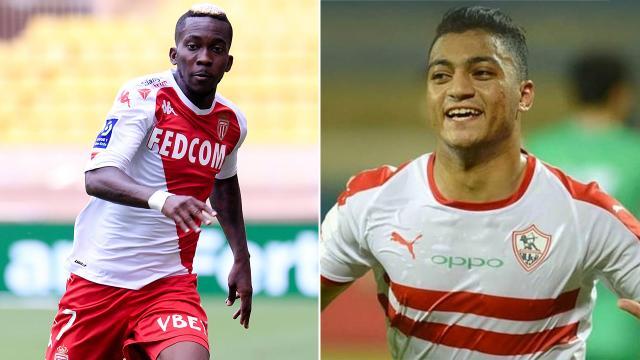 Galatasarayda gündem Onyekuru ve Mostafa Mohamed