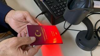 Yurt dışındaki 17 bin 664 vatandaşa pasaport düzenlendi