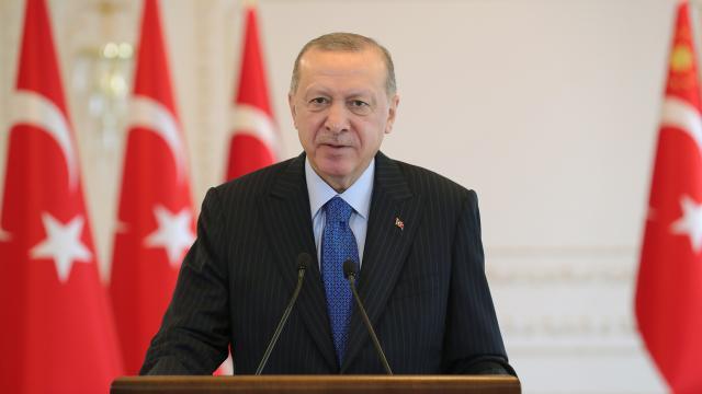 Cumhurbaşkanı Erdoğandan Manisadaki projelerle ilgili paylaşım