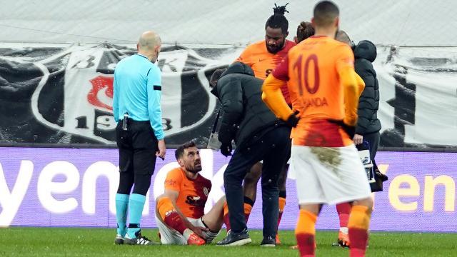 Şener ve Oğulcandan Galatasaraya kötü haber