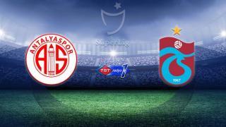 Trabzonspor Antalya deplasmanında