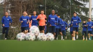 Trabzonspor'da hedef yeniden çıkışa geçmek