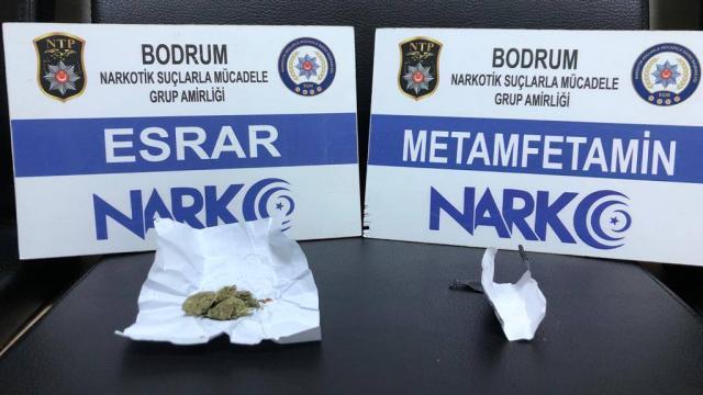 Muğlada uyuşturucu operasyonunda yakalanan 4 zanlı tutuklandı