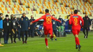 Yeni Malatyaspor farklı galibiyetle nefes aldı