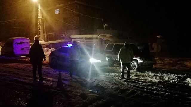 Zonguldak-İstanbul kara yolu trafiğe kapatıldı