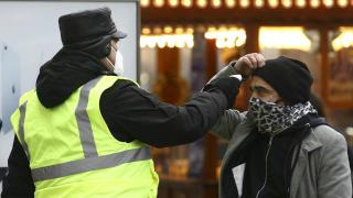 Almanya'da koronavirüs tedbirleri 14 Şubat'a kadar uzatıldı