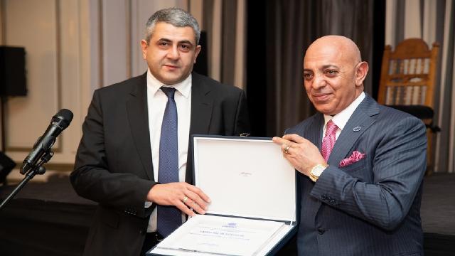 Birleşmiş Milletler Dünya Turizm Örgütü Elçiliğine Yavuz Selim Yükselir seçildi