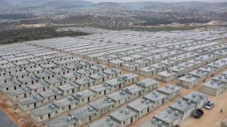 Türkiye, Suriyeli savaş mağdurlarını sıcak yuvaya kavuşturuyor